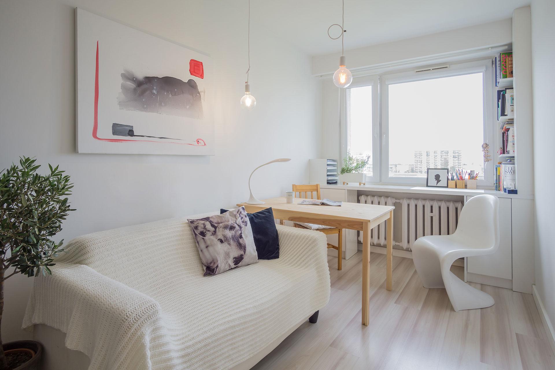 Home staging mieszkanie Łódź widzew